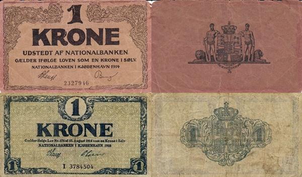 Emisiunea 1914-1921