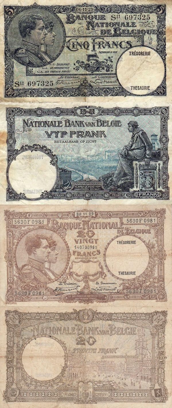 1926-1940 Issue