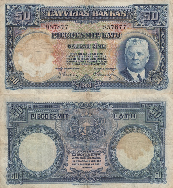1934 Issue