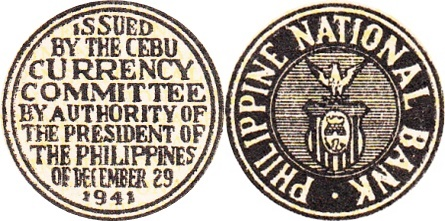 1941 Emergency Issue - Philippine National Bank