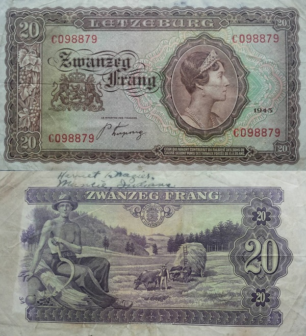 1943 Issue