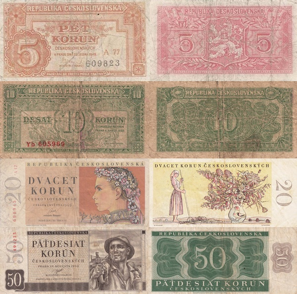 1949-1950 Issue