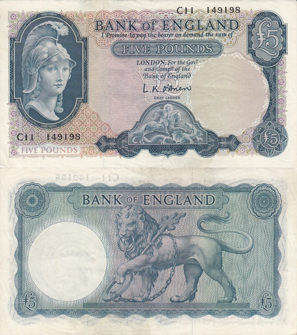 1957-1967 ND Issue