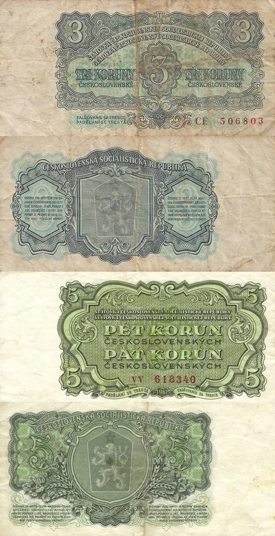 Emisiunea 1961 - Československá Socialistická Republika
