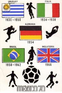 Campionatul Mondial de Fotbal 1970