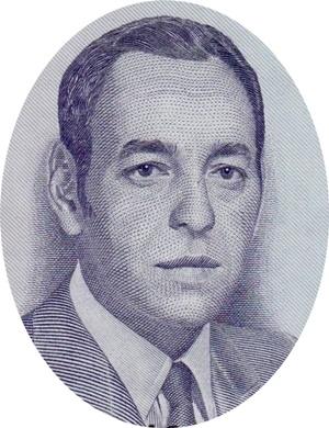 Emisiunea 1970; 1975 - Regat (Banque du Maroc)
