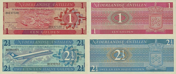 1970 Issue - Muntbiljetten