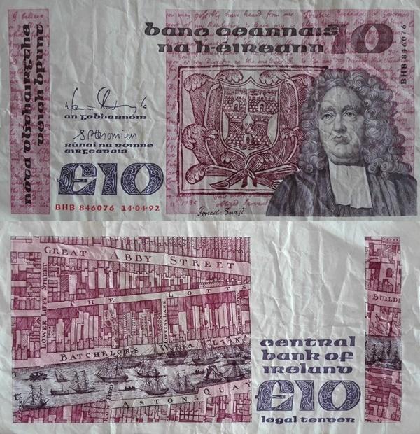 1978-1992 - 10 Pounds