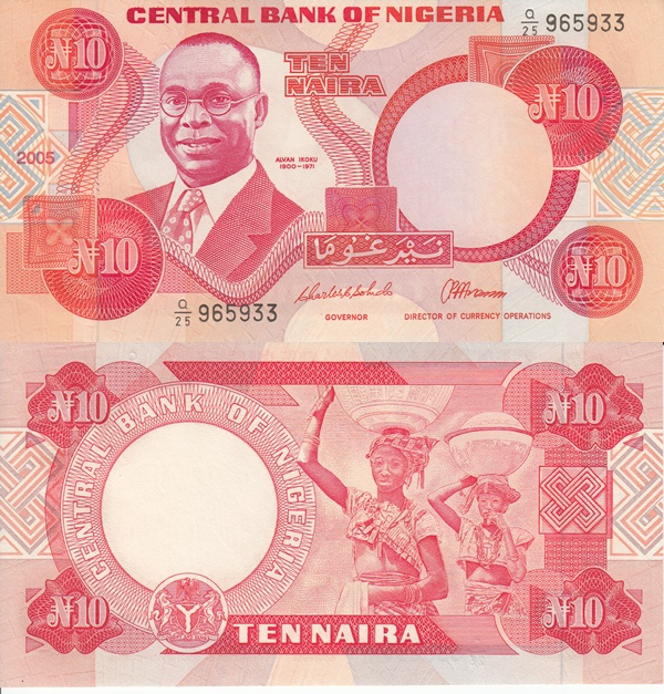 1984-2000 ND; 2001-2005 Issue