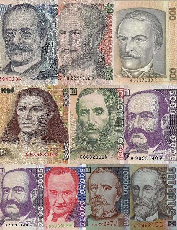 1985-1991 Issue
