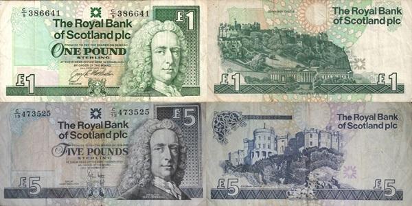 Emisiunea 1988-2012 (Dimensiune redusă) - The Royal Bank of Scotland plc