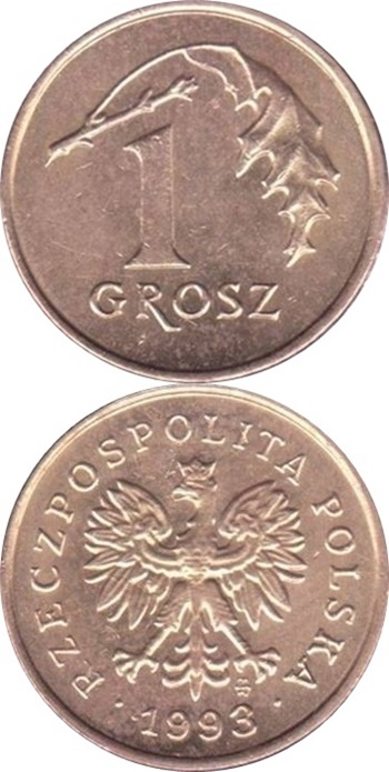 1990-2014 Issue - 1 Grosz