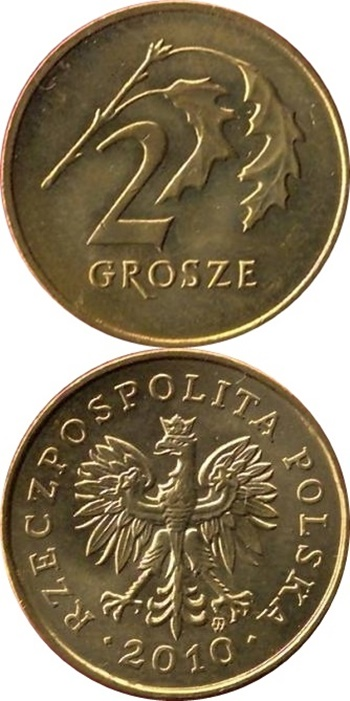 1990-2014 Issue - 1 Grosze
