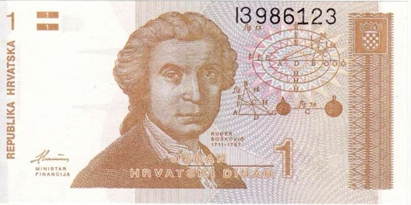 1991-1993 Issue (Dinar)