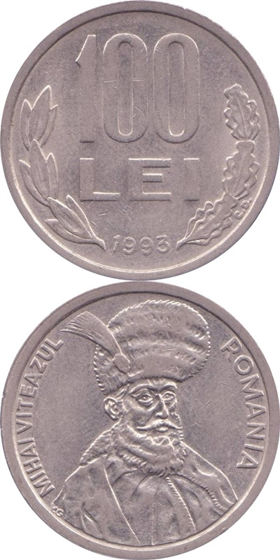 1991-1996, 2000, 2002-2006 Issue - 100 Lei