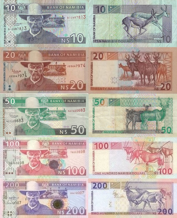 1996-2001 ND Issue