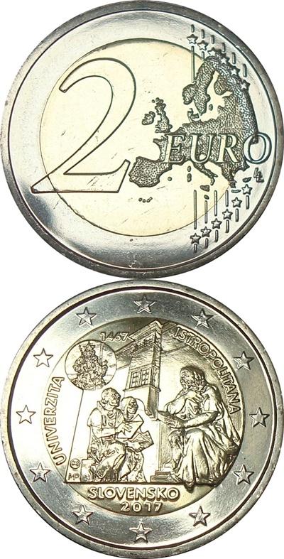 2 Euro - Comemorative (2009 - )