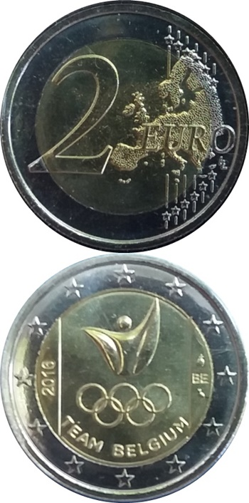 2 Euro - Commemorative 2001-2019