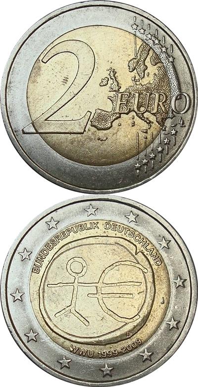 2 Euro - Comemorative (2002 - )