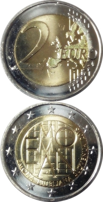 2 Euro - Commemorative (2006 - )