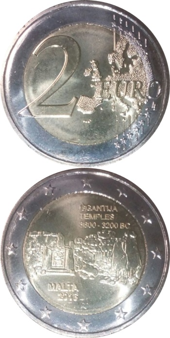 2 Euro - Commemorative (2008 - )