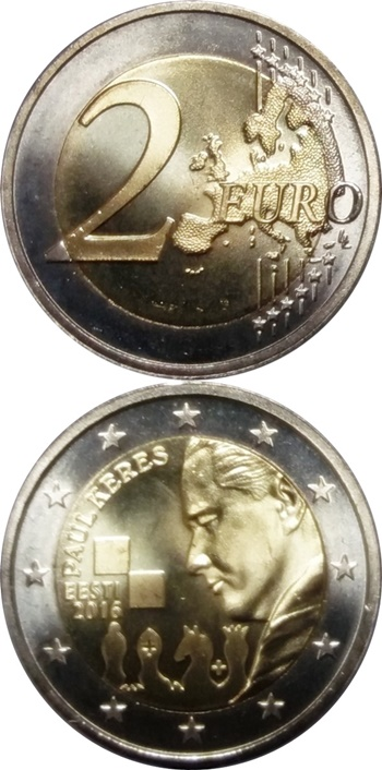 2 Euro - Commemorative 2011-2019