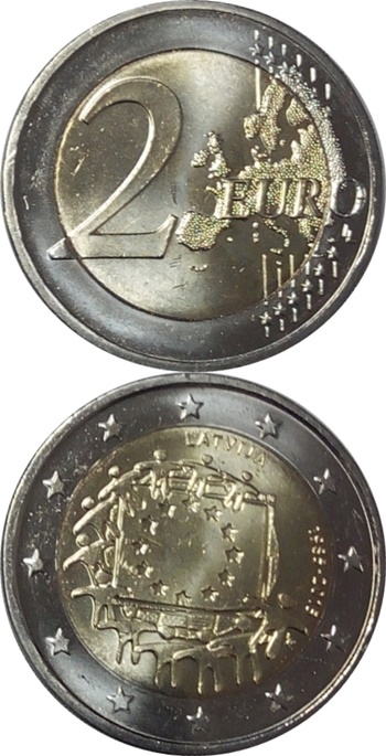 2 Euro - Commemorative 2014-2029