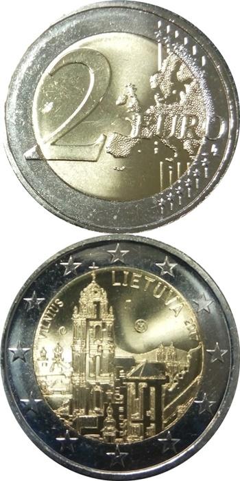 2 Euro - Commemorative 2015-2029