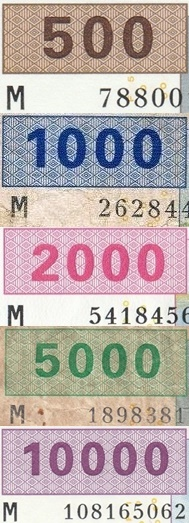 Central African Republic (M) - 2002 Issue