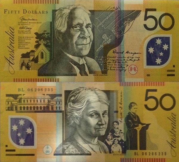 2003-2016 Issue - 50 Dollars