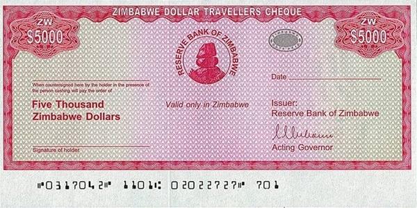 2003 Traveller's Checks