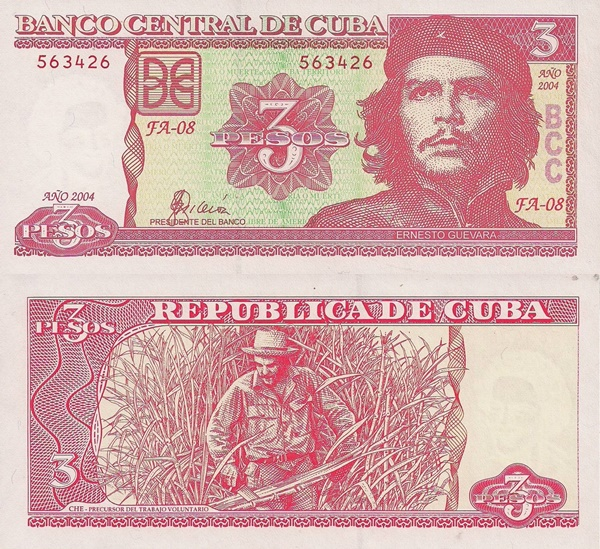 2004-2006 Issue - 3 Pesos