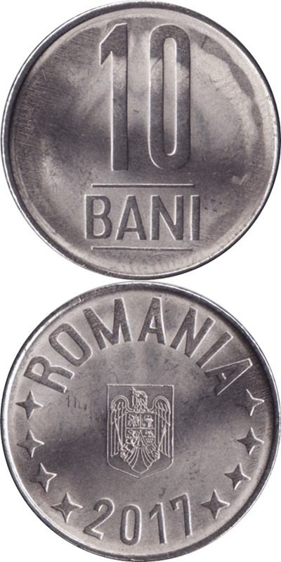 2005-2017 Issue - 10 Bani