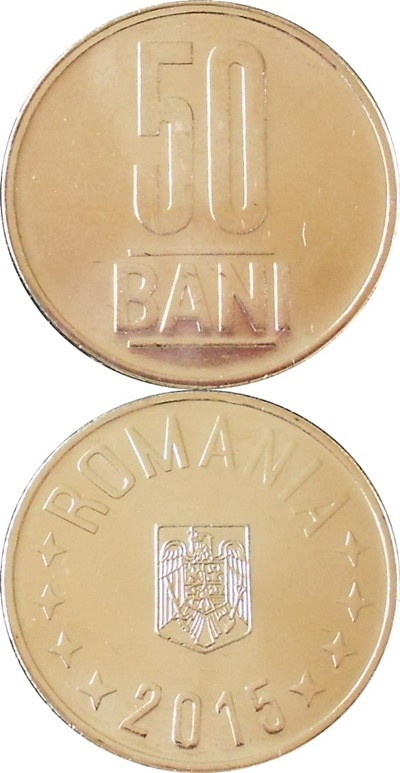 2005-2017 Issue - 50 Bani