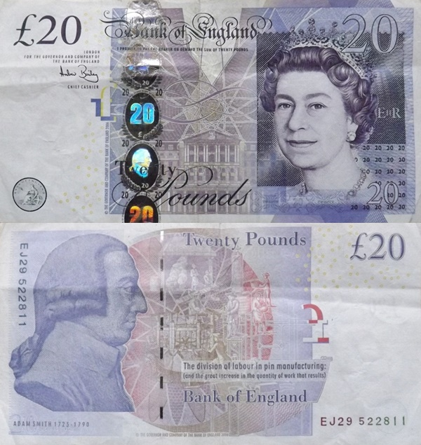 Emisiunea © 2006 (2006) - Bank of England