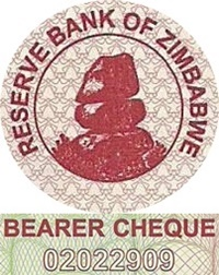 2006-2008 - Bearer Checks