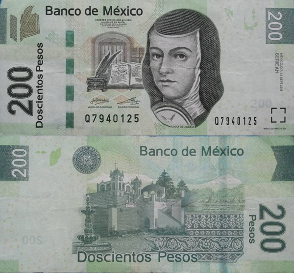 2007-2016 Issue - 2007 Pesos
