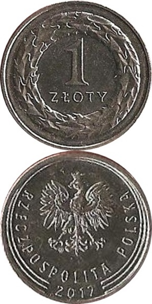 2017- Issue - 1 Złoty