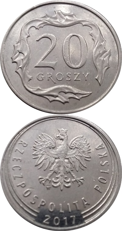2017- Issue - 20 Groszy