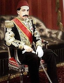 Abdul Hamid II (1876-1909)