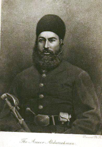 Abdur Rahman (1880-1901)