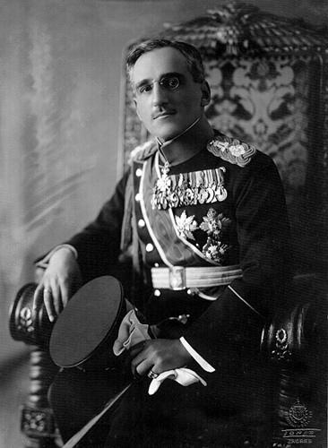 Alexandru I (1921-1934)