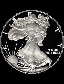 American Silver Eagle (1986-prezent)