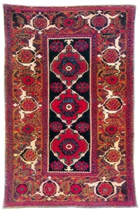 Azerbaidjan - The Azerbaijan Museum of the Art Carpet-making and Folk Crafts, Baku