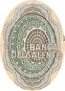 Banca del Salento