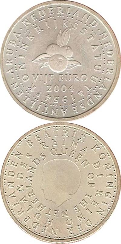 Beatrix - Comemmorative 2002-2013 (Euro)