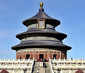 Beijing - Temple of Heaven (天坛)