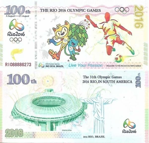 Brazilia - Jocurile Olimpice de vară - Rio 2016