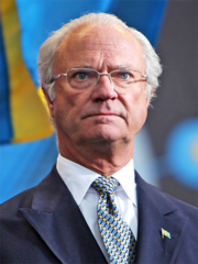 Carl XVI Gustaf (1973-present)