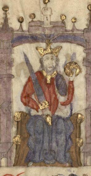Castille and Leon - Ferdinand IV (1295-1312)